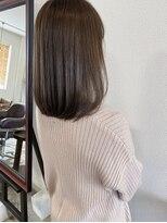 イルミナカラー×髪質改善