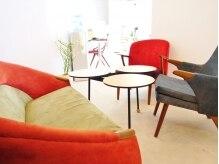 ラガッツァ シエナ店(La ragazza)の雰囲気(待合いの家具もオシャレで特別なサロンタイムに♪)