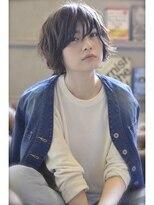 ロイジー(roijir)roijir☆石田朱乃☆フェザーショート03-6447-2205