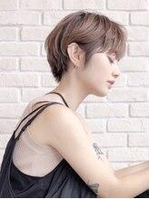 髪質、顔型別に【豊富なカットバリエーション】で似合わせするこだわりのニュアージュカット☆