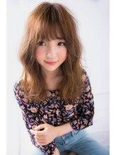 ヘアクリエイト ピアル(Hair Create Piar)【piar】大人かわいいミディアムカール