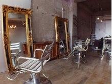 エストサロン(EST salon)の雰囲気(2席だけのプライベート空間…♪)