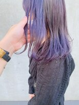 アクアオモテサンドウ(ACQUA omotesando)紫色が好きなあなたへ。ツヤツヤ♪【バイオレットカラー】古本