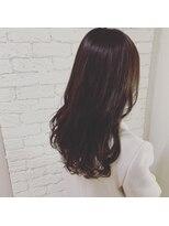 シャインヘア モカ 新宿(Shine hair mocha)TOKIO 3Dカラー ジグザグバング ミニマムボブ_新宿 v2