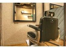 サニーズ バーバー(Sunny's barber)の雰囲気(半個室の空間で、くつろいでもらえる空間を提供します。)