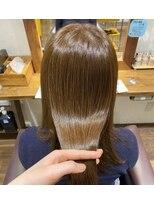 ヘアールーム モテナ(hair room motena)TOKIOトリートメント【日暮里駅motena美容室】