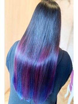 アーリア(A:ria a:ria es uno)の写真/きれいな髪の秘訣は話題のこだわりトリートメント!ツヤ・サラであなたも憧れの自慢できる髪に☆