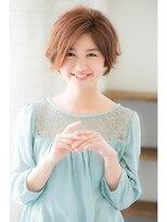 ジョエミバイアンアミ(joemi by Un ami)【joemi】笑顔になれる☆小顔シルエットベビーショート(大島)