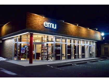 エミューヘアデザイン 下館店の写真
