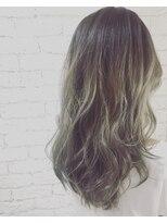 シャインヘア モカ 新宿(Shine hair mocha)ラフ&カジュアルウェーブカール♪