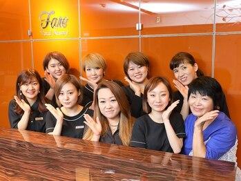 """ファーレ 汐入店(Fare)の写真/【在籍スタッフは全員女性】担当するスタイリストはベテラン揃いなので、オール""""お任せオーダー""""OKです!"""