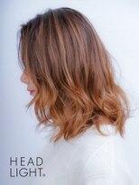 アーサス ヘア デザイン 国立店 (Ursus hair Design by HEAD LIGHT)ミディアムボブ