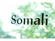ソマリ(Somali)の雰囲気(あなたの髪質に合わせて薬剤を調合し美しい髪へと改善します。)