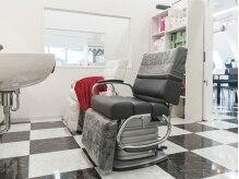 美容室ケイジェイアール(K.J.R)の雰囲気(車いすの方歓迎☆全てが整う個室空間です。)