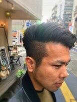 ヘアーメイク アフィーノ(hair make affino)メンズスタイル