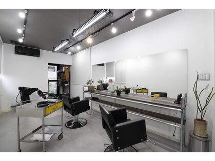ヘアファクトリーコータ(Hair factory Co-Ta)の写真