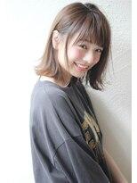 アンアミ オモテサンドウ(Un ami omotesando)【Un ami】《増永剛大》20代人気、切りっぱなし愛され外ハネボブ
