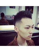 ヘアーサロン ファイン(Hair Salon FINE)barberstyle×skinfade