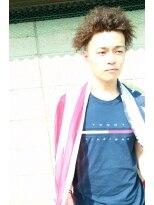 ジェナフレーム(jena frame)憧れから実現へ!!ネオスパイラルパーマスタイル