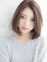 ショコラ アベノ(Chocolat ABENO)天使の輪のツヤ感★ダメージレス縮毛