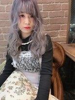 アリス ヘア デザイン(Alice Hair Design)Alice☆ホワイトアメジスト