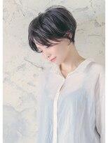 オゥルージュ(Au-rouge noma)【aurouge noma 柳瀬香里】大人女子の美フォルムショートヘア