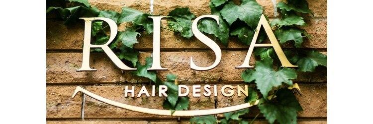 リサヘアーデザイン(RISA HAIR DESIGN)のサロンヘッダー
