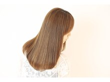 エアーオオサカ(air-OSAKA)の雰囲気(【air-OSAKA一押し】髪質改善のプラチナトリートメントで美髪に)