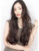 ヘアサロンガリカアオヤマ(hair salon Gallica aoyama)☆ プラチナグレージュ & 毛束感 ☆デジタルパーマ