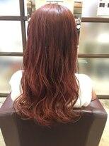 ゴッサムヘアー(Gotham Hair)REDヘアー☆