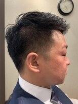 ネオヘアー 曳舟店(NEO Hair)アップバングスタイル(曳舟)
