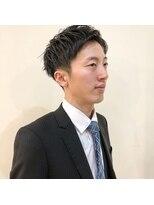 キアラ(Kchiara)スーツに似合うショート