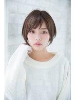 ジョエミバイアンアミ(joemi by Un ami)【joemi】大人可愛いショートボブスタイル(小倉太郎)