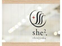 """シシ 新宿(She 2.)の雰囲気(実力派スタイリストがあなたの""""可愛い""""を引出します☆【新宿】)"""