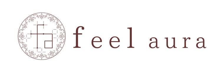 フィールアウラ(feel aura)のサロンヘッダー