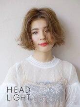 アーサス ヘアー デザイン 流山おおたかの森店(Ursus hair Design by HEAD LIGHT)*Ursus* ハイトーン×切りっぱなしボブ