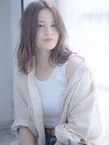 インシ(h&m insi)【insi】シースルーバング☆ラフウェーブ