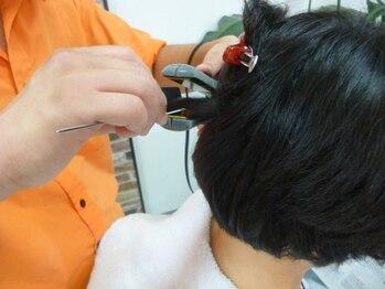 ヘアーサロン ふらっと(Hair Salon)の写真/知識と経験に自信あり!度合いの調節も可能で自然なストレートが叶う◆高岡で縮毛矯正をするなら[ふらっと]!