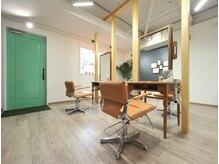 ヘアアンドケア エジェリラボ(hair&care egerie lab)の雰囲気(プライベート空間でマンツーマン施術。信頼のおけるサロン。)