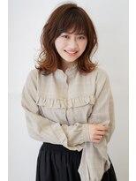 ユキオグループグラン(YUKIO GROUP GRAN)人気style!無造作カールのヘルシーレイヤー☆