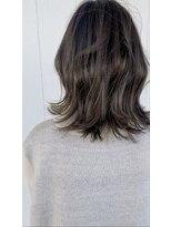 ヘアーフィールズ ルイス 本店(Hair feels LUIS)エアタッチバレイヤージュ