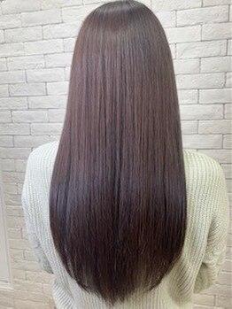 ルチナ 秦野(Lucina)の写真/最高の艶髪に新しい自分との再会♪オートクチュールなスタイルをご提供致します◎【ルチナ/髪質改善/秦野】