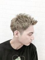 ホットリップ(HOT LIP)men's hair ツーブロック&ネープレス
