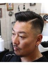 グルーミングヘアー イッサ(Grooming Hair ISSA)フェード73