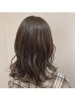 ネオヘアー 曳舟店(NEO Hair)ナチュラルシルバーアッシュ【曳舟店】