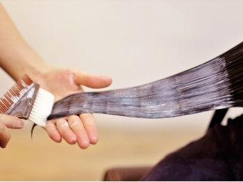 グランバイ アトリエドングリ(Grand × AtlierDonguri)の写真/根本からの『髪質改善』を目指す、あなたのためのサロン。まずはお悩みや理想の髪質をお聞かせ下さい。
