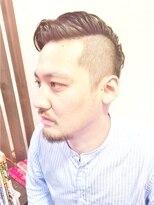 オールデイーズロック・リーゼント【水道橋メンズ美容室】