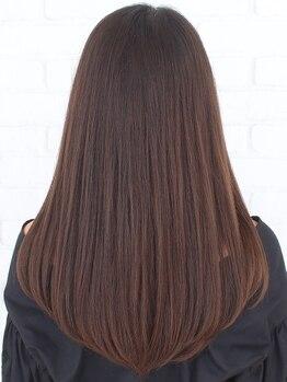 ジップ 土気あすみが丘店(ZIP)の写真/大人気の髪質改善☆ダメージやなりたい髪質にあわせたヘアケアで毛先までキレイなスタイルに!