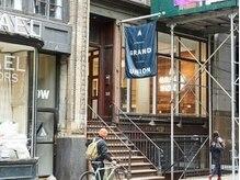 *海外店舗紹介*2020年ニューヨーク・マンハッタンに【A GRAND UNION】をOPEN★InstagramもCHECK♪