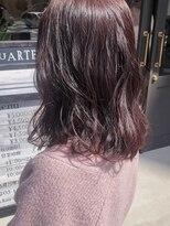 ヘアーアイスカルテット(HAIR ICI QUARTET)ピンクパープルカラー